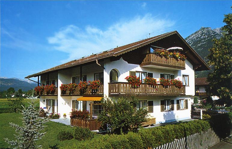 Ferienwohnung Ferienhaus in Garmisch Partenkirchen